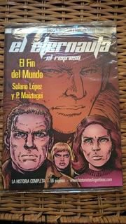 El Eternauta El Fin Del Mundo Solano Lopez Maiztegui / Kktus
