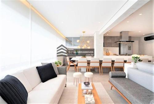 Apartamento Para Venda Em São Paulo, Vila Mariana, 2 Dormitórios, 2 Suítes, 2 Vagas - 10250_1-1352325