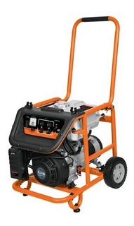 Generador Electrico A Gasolina, 2,500 W - Truper 15342