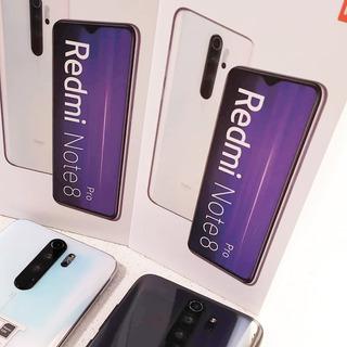 Xiaomi Redmi Note 8 Pro 64gb 128gb Lte Dualsim Lectorhuella