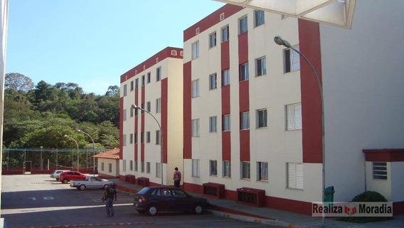 Apartamento Com 2 Dormitórios Á Venda/locação 50 M² Por R$ 200.000,00 / R$ 1.300,00 (o Pacote)- Granja Viana - Sp - Ap0380