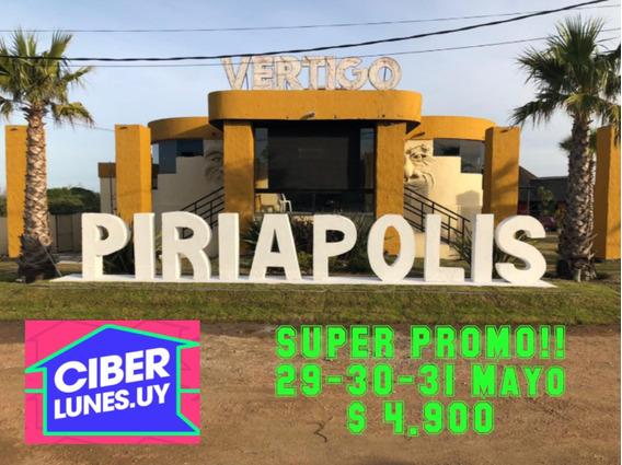 Piriapolis Alquilo Casa Duplex,apartamento Sobre La Arena