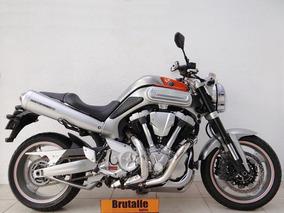 Yamaha Mt 01 2008 Cinza