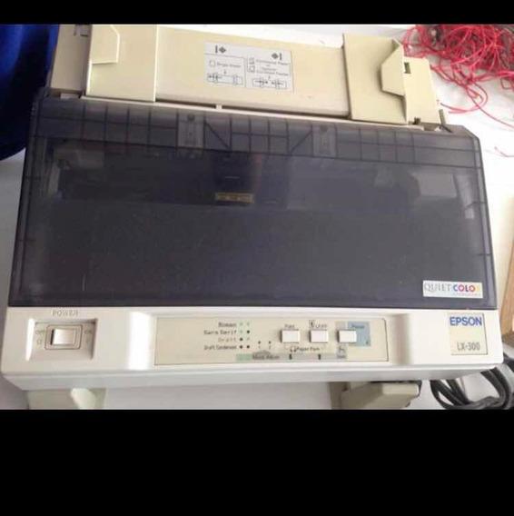 Impressora Matricial Epson Lx- 300