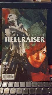 Hellraiser, Comic, Clive Barker N.7, Usado Original