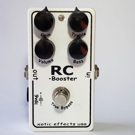 Pedal Xotic Rc Booster V1