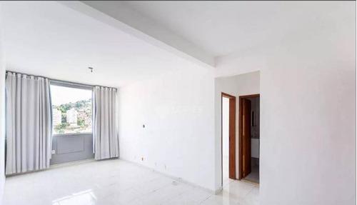 Apartamento Com 1 Quarto, 67 M² Por R$ 220.000 - Fonseca - Niterói/rj - Ap45622