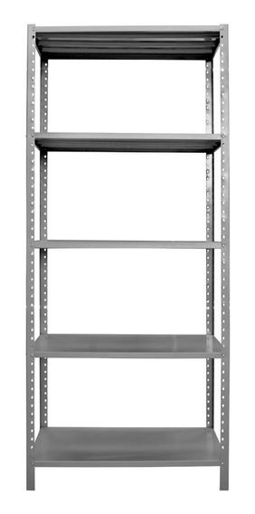 Estante Anaquel Metalico De 5 Niveles De 85x30