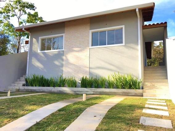 Casa Nova Em Atibaia Oportunidade Na Planta!!! - Ca00324 - 33757135