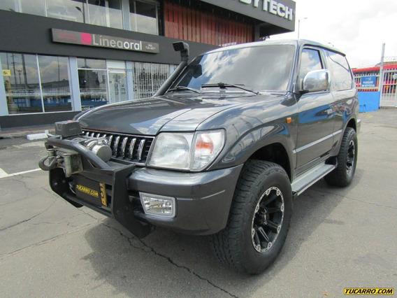 Toyota Prado Edo Blindado