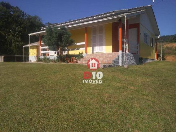 Troco Por Casa Em Cocal Do Sul - Ca1685