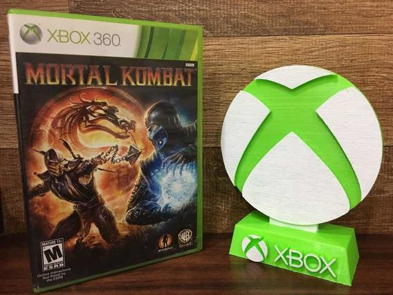 Mortal Kombat Xbox 360 Mídia Física Original Envio Imediato