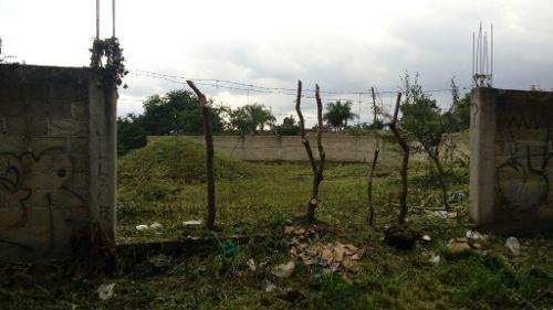 Excelente Terreno Plano A Pie De Calle, Aun Costado De La Carretera Federal México-cuautla