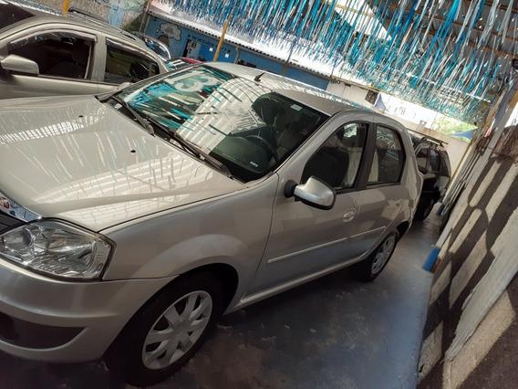 Renault Logan 2013 1.0 16v Expression Hi-flex 4p