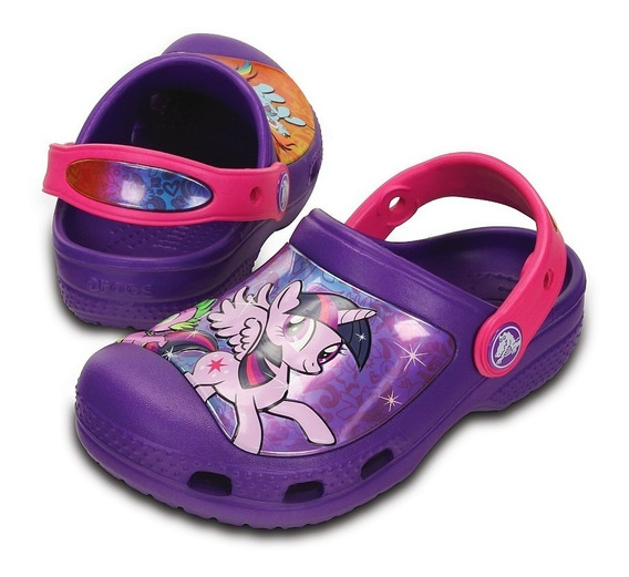 Crocs Cc My Little Pony Clog Kids