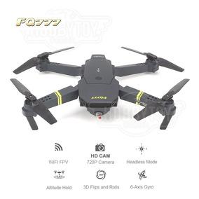 Drone Fq777 Fq35 E58 Dobrável Tipo Mavic Fpv Wifi Camera Hd