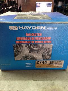 Fan Clutch Chevrolet Hayden 2744 Chevrolet Gmc