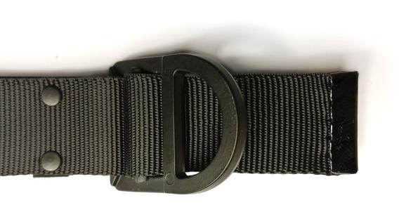 Cinturón Bb Negro Marca Mecánico Jeans