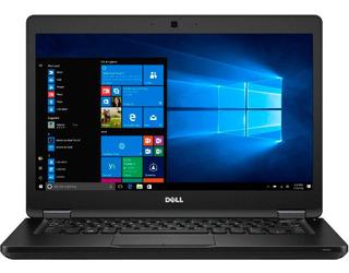 Laptop Dell Latitude E5480 Intel Core I5 7200u 8gb 1tb Pantalla 14 Wifi Usb Hdmi Windows 10 Profesional