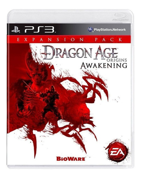 Dragon Age Origins Awakening Ps3 Mídia Física Pronta Entrega