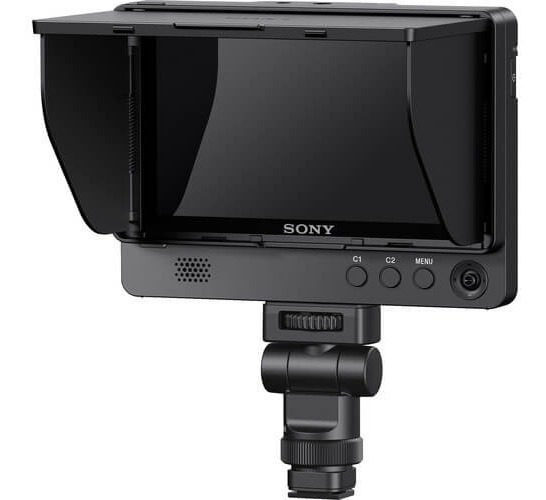 Monitor Portátil 5 Sony Clm-fhd5 Full Hd Clip-on Sony