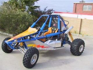 Kit Construye Carro Buggy Karting Go Kart Arenero Originales