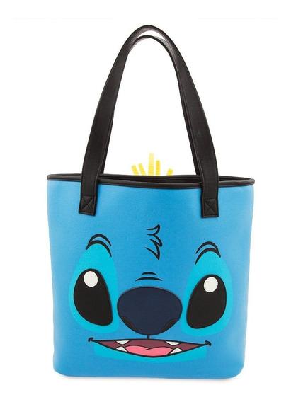 Lilo & Stitch Disney Store Bolsa Loungefly Stitch & Scrump