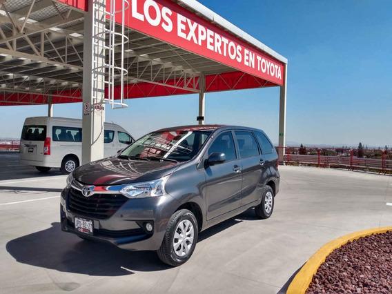 Toyota Avanza 2018 5p Le L4/1.5 Man Comonuevo Certificado