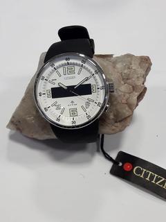 Reloj Citizen Ana/digi Jt301004a Agente Oficial