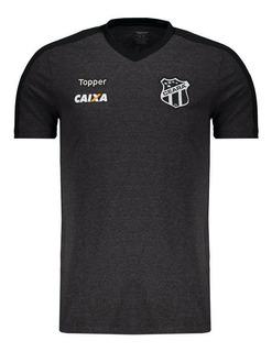 Camisa Topper Ceará Concentração 2018 Atleta