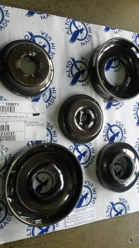 Kit Pistones De Caja 4f27e Mazda Focus Laser Ecosport