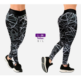 Leggings Suplexx Dama Gimnasio Por Mayor Y Menor (licra) 03