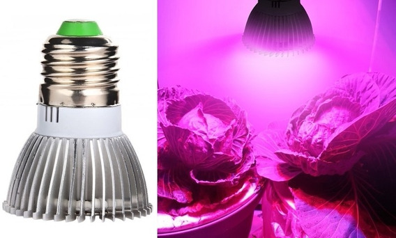 Led Full Spectrum 28w Indoor Grow Lampada Para Cultivo