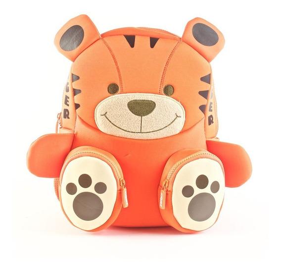Mochila Kooshi Neoprene Tigre 10