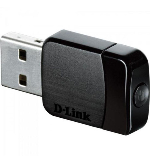 Adaptador Dlink Dwa-171 Usb Wireless Ac600 Dual Band