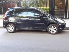 Honda Fit 2007 Con Gnc 5ta Generacion