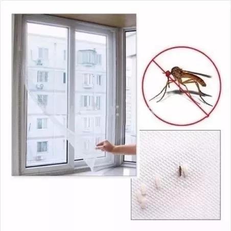 6 Telas Mosquiteira Anti Inseto Mosquito Janela Boa Medida
