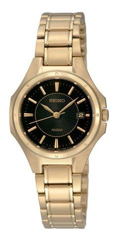 Reloj Seiko Sxde18p1 Para Dama Ext De Acero
