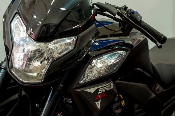 250 Sirius - Motomel Sirius 250 Promo Efectivo