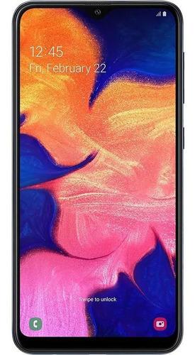 Imagem 1 de 4 de Usado: Samsung Galaxy A10 32gb Preto Bom - Trocafone