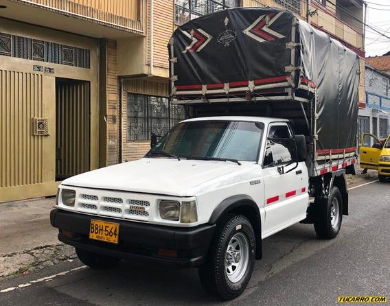 Mazda B-2000 2000cc 4x2 Mt Dh Est