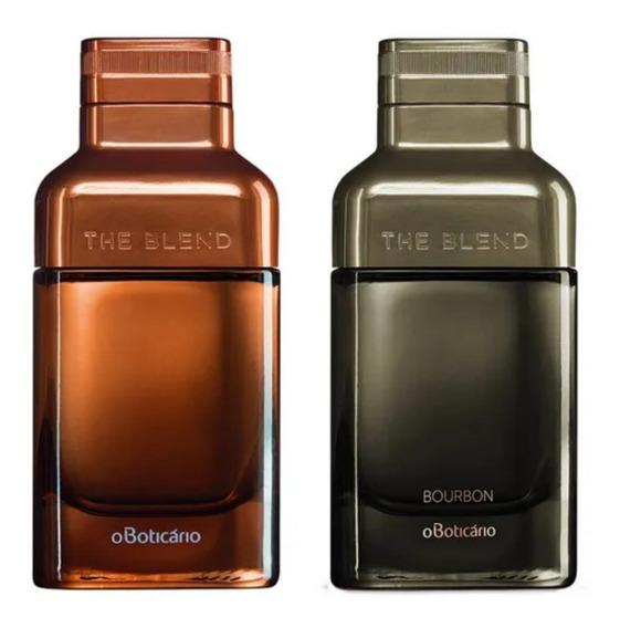 Combo The Blend + The Blend Bourbon Eau De Parfum Oboticário