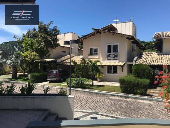 Casa Com 4 Dormitórios Para Alugar Por R$ 3.800/mês - Cocó - Fortaleza/ce - Ca0032