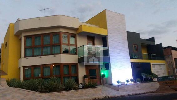 Casa Comercial À Venda, São Benedito, Uberaba - Ca0272. - Ca0272