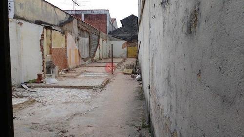 Terreno Residencial À Venda, Penha, São Paulo. - Af13782
