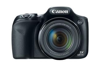 Cámara Canon Powershot Sx530 Color Negro
