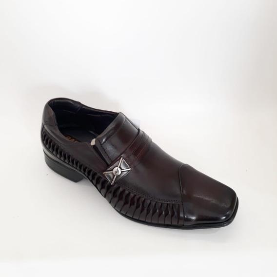Sapato Rafarillo Em Couro - Confortável 79330