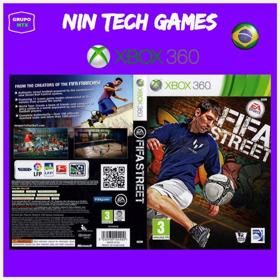 Fifa Street Xbox 360 Jogo /p Download Da Live Xbox