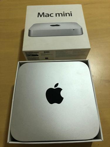 Mini Mac I5 2014 - Semi-novo 4gb Ram, 500gb Hd