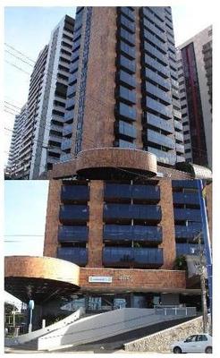 Flat Residencial À Venda, Mucuripe, Fortaleza. - Fl0033